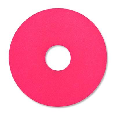 Wechselringe Acrylscheibe Rot, 30mm