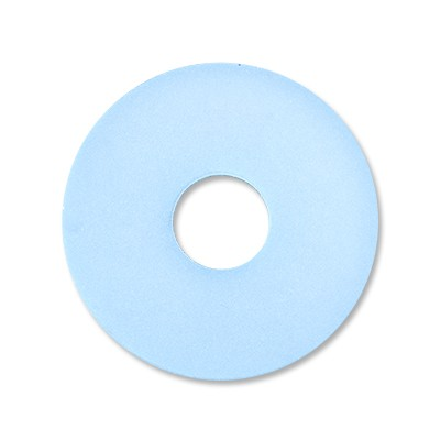 Wechselringe Acrylscheibe Hellblau, 25mm