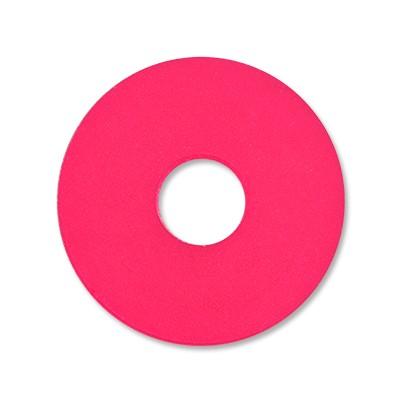 Wechselringe Acrylscheibe Rot, 25mm