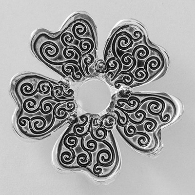 Wechselringe Metallscheibe Petals 42 mm