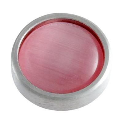 Wechselringe Top Katzenauge Rosa, 12 mm