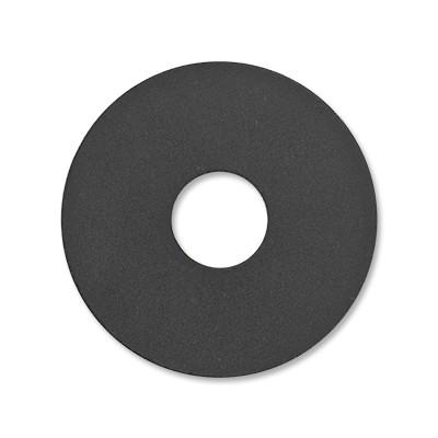 Wechselringe Acrylscheibe Schwarz, 25mm