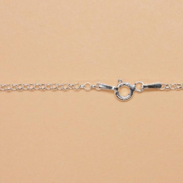De la Haye R002A • Rolo-Silberketten • 925er-Silber