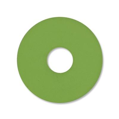 Wechselringe Acrylscheibe Hellgrün, 25 mm