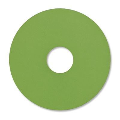 Wechselringe Acrylscheibe Hellgrün, 30mm