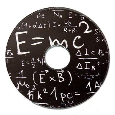 Wechselringe Acrylscheibe Einstein, 30mm